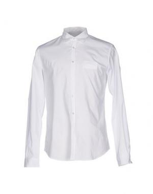 Pубашка INDIVIDUAL. Цвет: белый