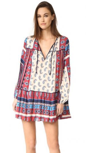 Пляжное платье-Arizona Suboo. Цвет: аризона