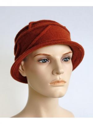 Шляпа SOLLO. Цвет: оранжевый