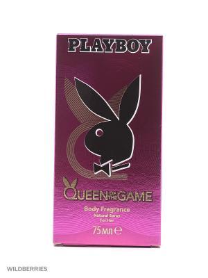 Парфюмированная вода Playboy QUEEN Pby 75 мл. Цвет: прозрачный