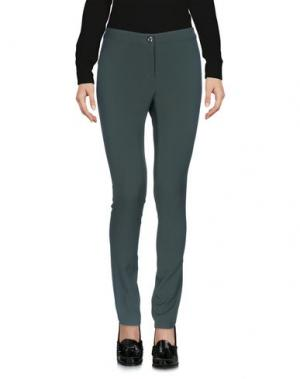 Повседневные брюки LUIS CIVIT. Цвет: зеленый