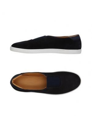 Низкие кеды и кроссовки WANT LES ESSENTIELS DE LA VIE. Цвет: темно-синий