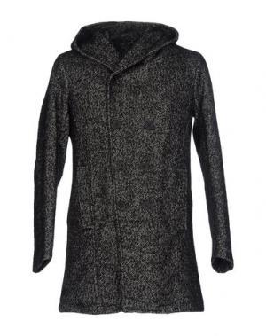 Пальто X-CAPE. Цвет: черный
