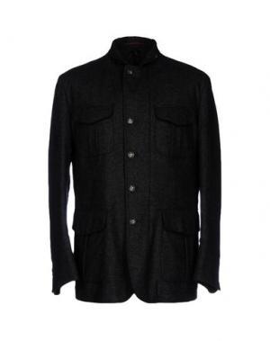 Куртка MONTEDORO. Цвет: стальной серый