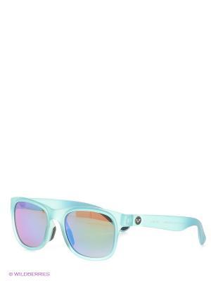 Солнцезащитные очки RUNAWAY J ROXY. Цвет: голубой