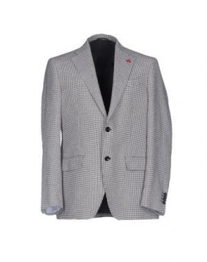 Пиджак SARTORIA LATORRE. Цвет: белый
