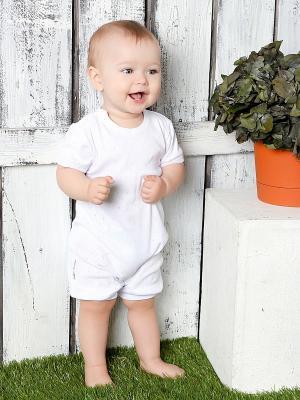 Песочник Lucky Child. Цвет: белый