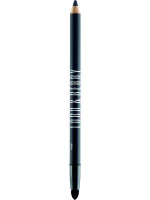 Карандаш-тени для век Velluto, оттенок 1801 черный Lord&Berry. Цвет: черный