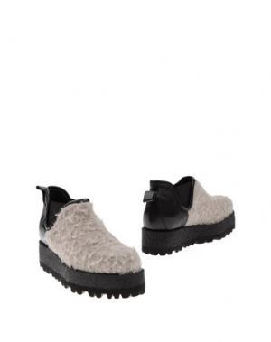 Полусапоги и высокие ботинки JEANNOT. Цвет: бежевый