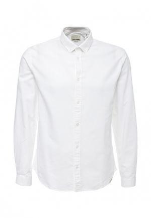 Рубашка Shine Original. Цвет: белый