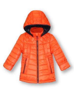 Куртка Артус. Цвет: рыжий