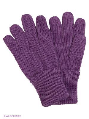 Перчатки Kerry. Цвет: фиолетовый