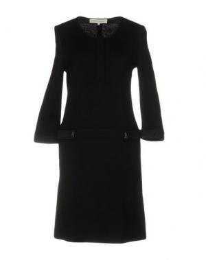 Короткое платье GERARD DAREL. Цвет: черный