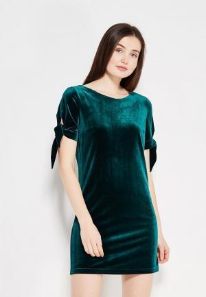 Платье Fashion.Love.Story. Цвет: зеленый