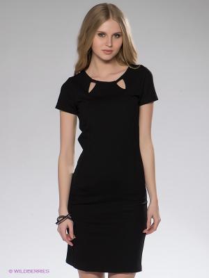 Платье Dept. Цвет: черный