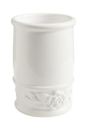 Подставка для зубных щеток Heine Home. Цвет: белый