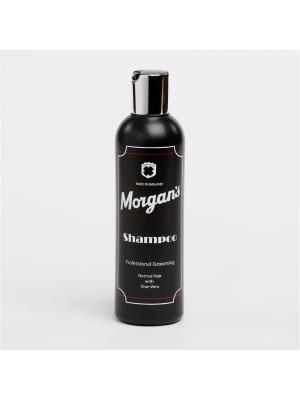 Шампунь, 250 мл MORGAN'S. Цвет: черный