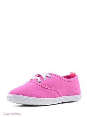 Кеды BRIS. Цвет: розовый