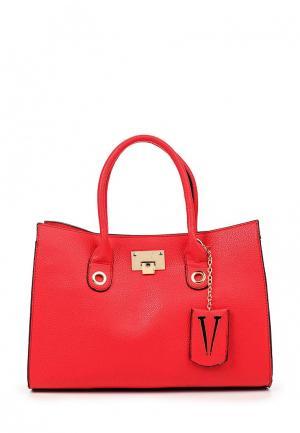 Сумка Vera Victoria Vito. Цвет: красный