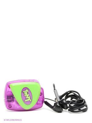 Игровой набор Компактное подслушивающее устройство шпиона Играем вместе. Цвет: фиолетовый, желтый