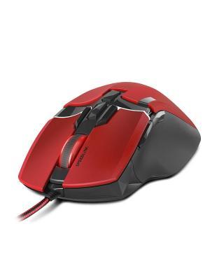Мышь игровая Speedlink KUDOS Z-9, Red. Цвет: красный