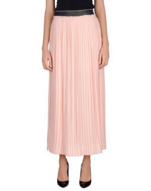 Длинная юбка EMMA&GAIA. Цвет: розовый