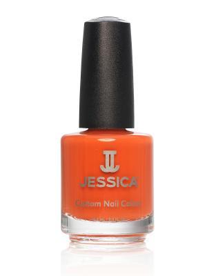 Лак для ногтей  # 947 Bindi Red, 14,8 мл JESSICA. Цвет: рыжий
