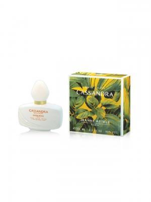 Туалетная вода Parfums Cassandra women EDT 100ml JEANNE ARTHES.. Цвет: желтый, зеленый