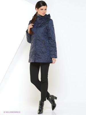 Куртка женская DIXI CoAT. Цвет: синий