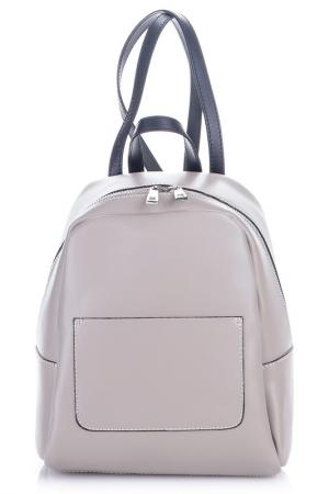 Backpack Giancarlo Bassi. Цвет: light grey