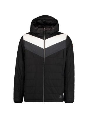 Куртка O'Neill. Цвет: черный, белый, серый