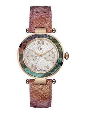 Часы GC. Цвет: розовый