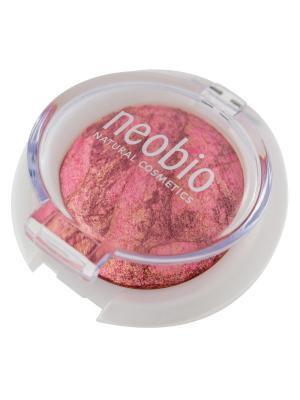 Румяна 02 свежая роза Neobio. Цвет: розовый