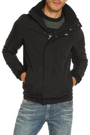 Куртка LE SHARK. Цвет: черный