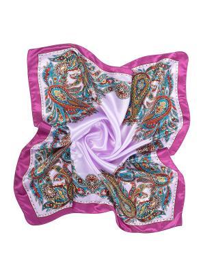 Платок женский Charmante. Цвет: лиловый