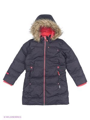 Куртка удлиненная Jupa. Цвет: серый