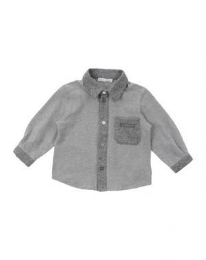 Pубашка LES PARROTINES. Цвет: серый