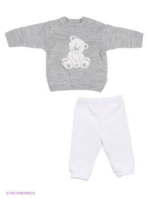 Комплект одежды Лео. Цвет: серый