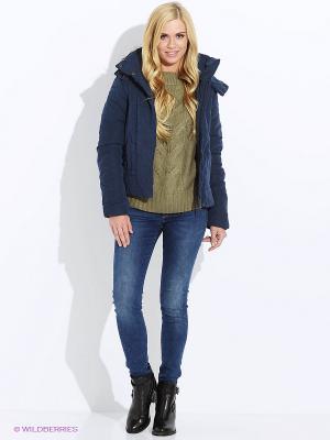 Куртка Emoi by Emonite. Цвет: синий