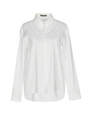 Pубашка STRENESSE. Цвет: белый
