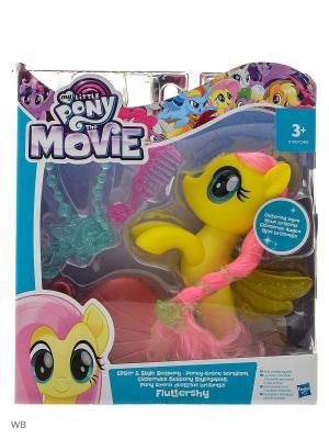 Mlp Мерцание пони-модницы My Little Pony. Цвет: желтый