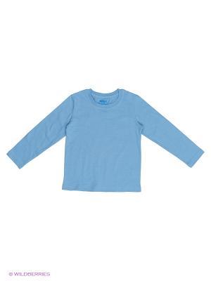 Лонгслив Modis. Цвет: светло-голубой, сиреневый