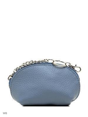 Косметичка Jacky&Celine. Цвет: голубой