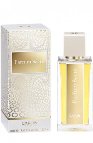 Парфюмерная вода Parfum Sacre Caron. Цвет: бесцветный