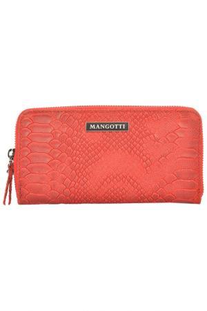 Кошелек MANGOTTI BAGS. Цвет: red