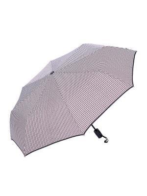 Зонт складной NUAGES. Цвет: белый, сиреневый, черный