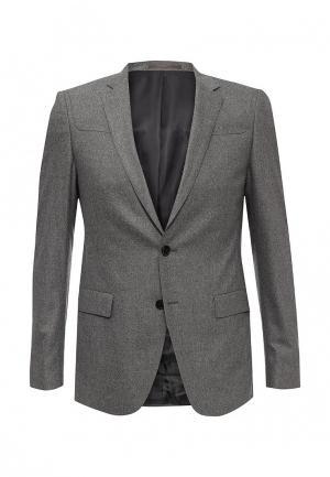 Пиджак Boss. Цвет: серый