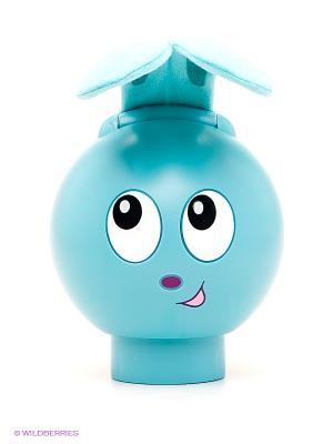 Ушастый интерактивный мяч Колобаник OUAPS. Цвет: бирюзовый