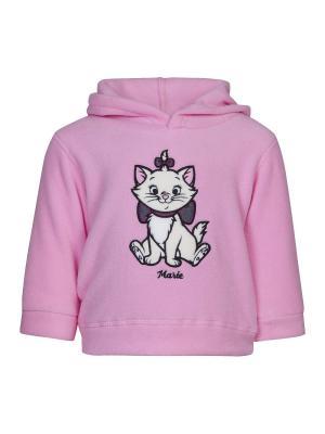 Худи FOX. Цвет: розовый