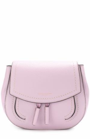 Сумка Maverick mini Marc Jacobs. Цвет: светло-розовый